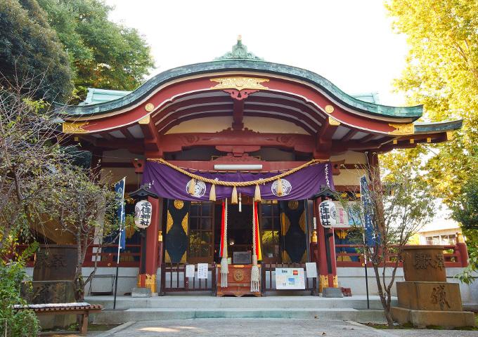 「千住神社」の画像検索結果